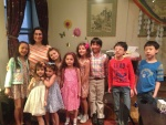 Piano Class - Spring Party